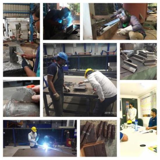welding certificate approval