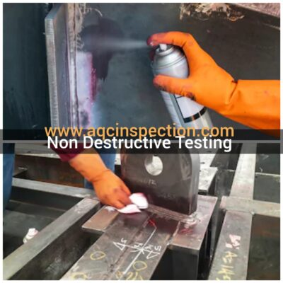 Non Destructive Testing course