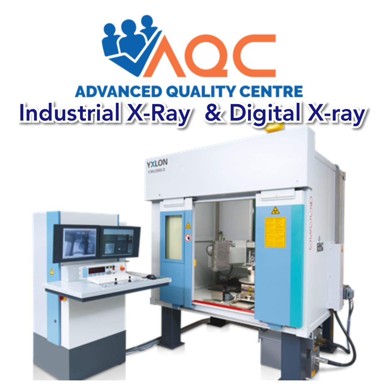 Radiography Testing equipments
