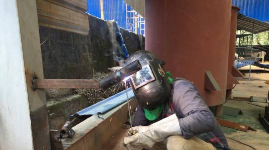 Welding Procedure Specification- WPS for Overlay or cladding