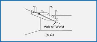 4 G weld position