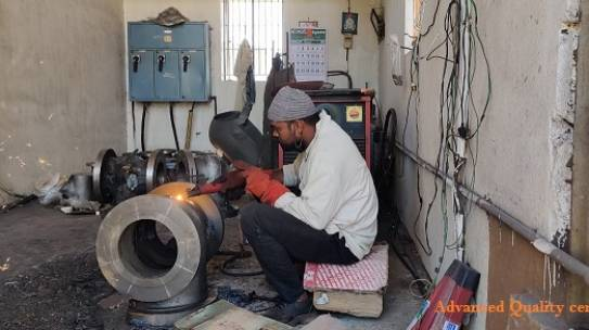 STANDARDS FOR WELDING POSITIONS